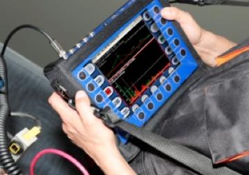 Colector analizador de vibraciones para diagnóstico predictivo avanzado PRE 5140