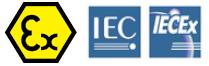 EX IEC IEDEx atex cordex