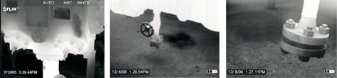 Gases Detección de fugas de gases