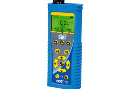 Detector de ultrasonidos avanzado SDT 270