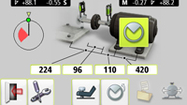 Fixturlaser EVO vista de pantalla 2