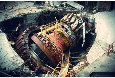 Fallo catastroficao en turbina hidraulica