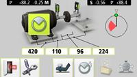 Fixturlaser EVO Vista de pantalla 1